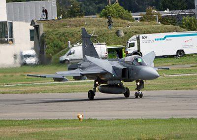 2017.09.15 - Sion Air Show - Gripen (2)