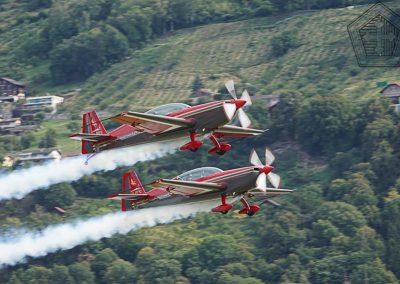 2017.09.15 - Sion Air Show - Jordanian Falcons