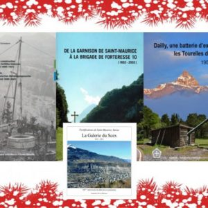 PACK DUE – 4 livres CHF100.- – Action – PACKS FORTERESSE