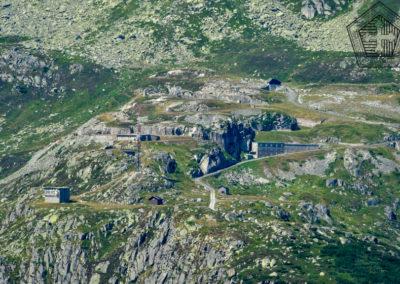 Le fort de Bazberg