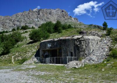 Fort de flanquement - Roche la Croix