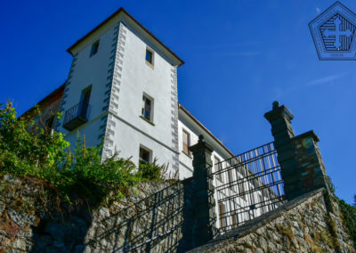 Château d'Arnad inférieur