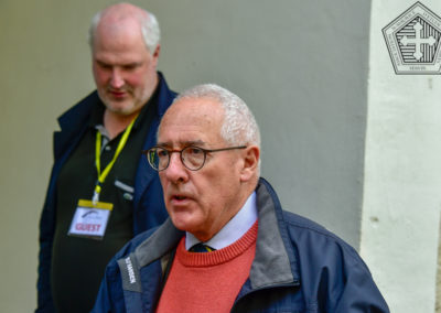 Alain Monferrand, Président association Vauban