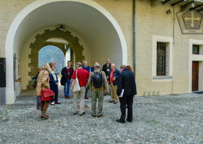 Fort de Bard, contexte historique