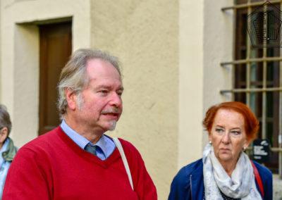 Président IFC, Mr. Andreas Kupka M.A.