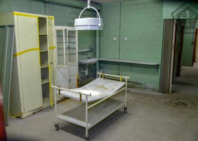 Majorie - Salle d'opération