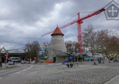 2019.03.16 - Stuttgart - Hochbunker Feuerbach (8)