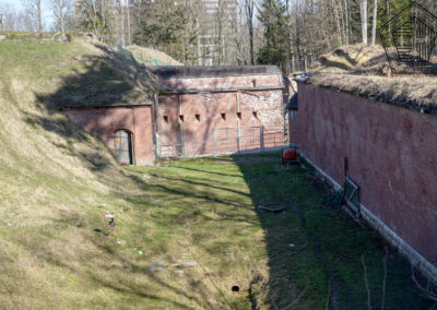 2019.03.17 - Ulm - Fort Oberer Eselsberg (1)