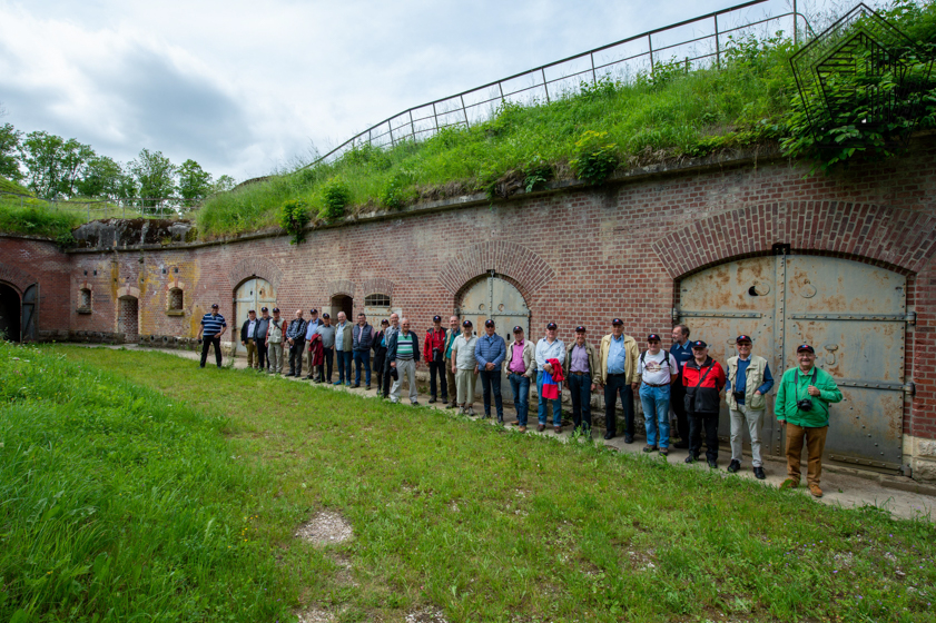 2019 – Forteresse Ulm – sortie d'été