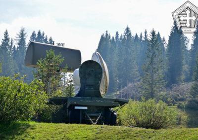 missiles sol-air « Nike » du 66º Gruppo Intercettori