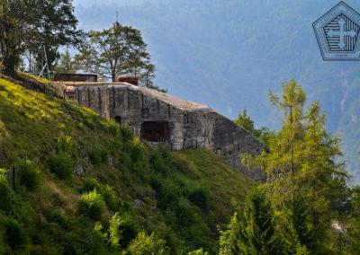 Forte Belvedere / Werk Gschwent