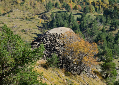 Ouvrages Vallo Alpino