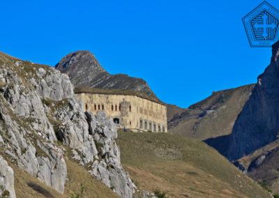fort de Colle Alto