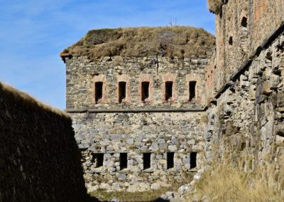fort de Colle Alto - caponnière