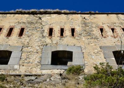 fort de Colle Alto -flanc sud