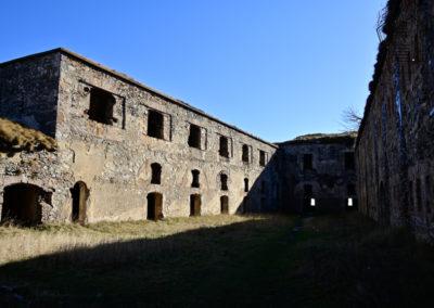 fort de Colle Alto - 2ème cour