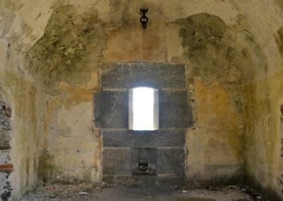 fort de Colle Alto - position d'artillerie