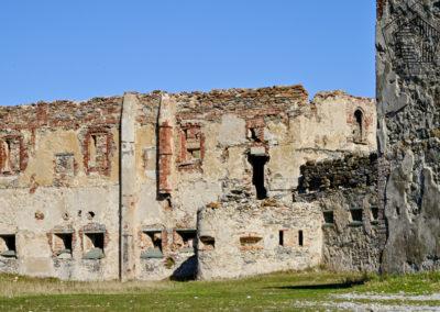 fort de Colle Alto - casernement d'infanterie