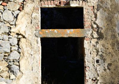 fort de Colle Alto - porte