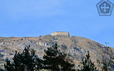 Forte Colle Alto et sa caserne – Col de Tende (I)