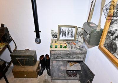 Vievola - Chambre du cdt