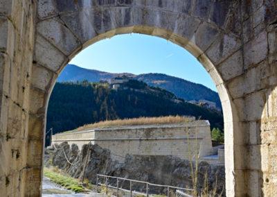 Fort des Trois-Têtes - Corps de garde