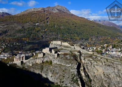 Briançon - Ville fortifiée