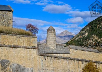 Fort des Trois-Têtes - demoiselle
