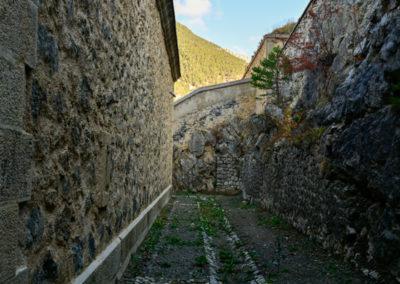 Fort des Trois-Têtes - magasin à poudre