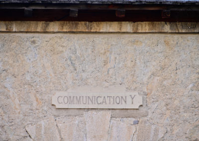 Communication Y