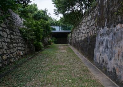 2016.10.17 -HK - Shau Kei Wan - Fort Lei Yue Mun - Fossé redoute