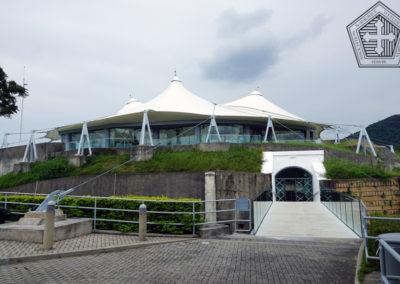 2016.10.17 -HK - Shau Kei Wan - Fort Lei Yue Mun - Redoute