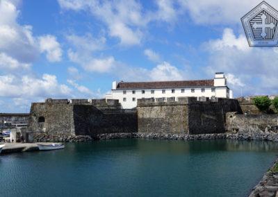 Acores - Punta Delgada - Forte de São Brás (1)