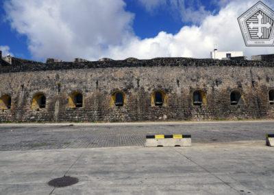 Acores - Punta Delgada - Forte de São Brás (19)