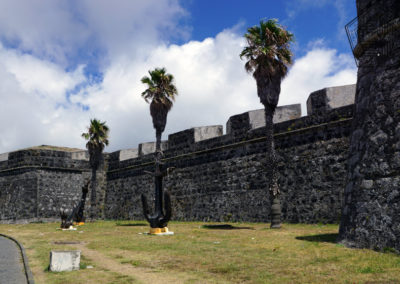 Acores - Punta Delgada - Forte de São Brás (20)