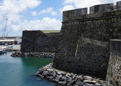 Acores - Punta Delgada - Forte de São Brás (22)
