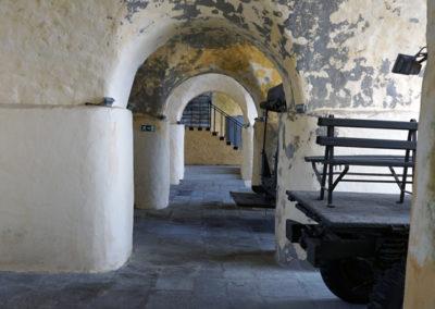 Acores - Punta Delgada - Forte de São Brás (27)