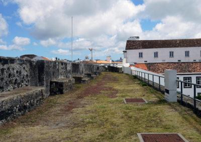 Acores - Punta Delgada - Forte de São Brás (5)