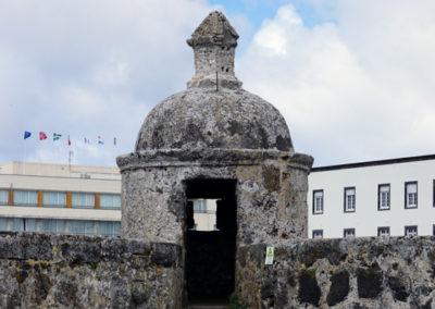 Acores - Punta Delgada - Forte de São Brás (6)