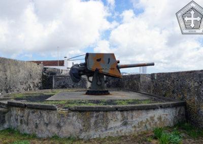 Acores - Punta Delgada - Forte de São Brás (7)