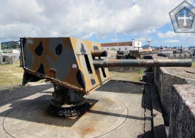 Acores - Punta Delgada - Forte de São Brás (9)