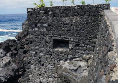Azores - Forte da Ribeira Grande - Ruine (1)