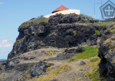 Azores - Forte da Ribeira Grande - Ruine (2)