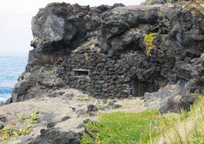 Azores - Forte da Ribeira Grande - Ruine (3)