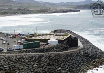 Azores - Forte da Ribeira Grande - Ruine (4)