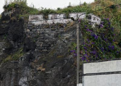 Azores - Povoaçao - Forte Mae de Deus - Ruine (1)
