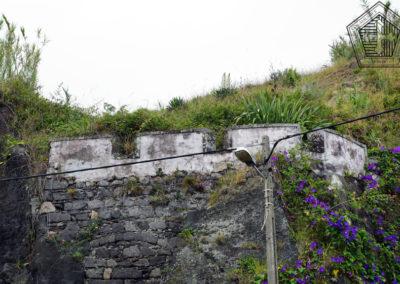 Azores - Povoaçao - Forte Mae de Deus - Ruine (2)