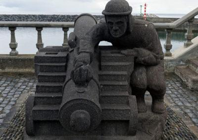 Azores - Povoaçao - Forte Mae de Deus - Ruine (3)
