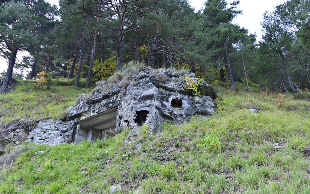 Ouvrage 261 Vievola – Vallo Alpino (I)